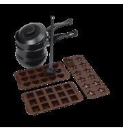 Набор для приготовления шоколада «Шоколадница»