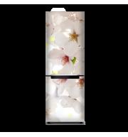 Магнит на весь холодильник «Белая вишня»