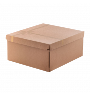 Коробка подарочная «Крафт» L