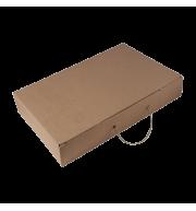 Коробка подарочная с ручкой
