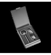 """Набор дорожный """"Экспресс"""": щипчики для ногтей и брелок-фонарик"""