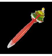 Ручка шариковая на магните «Елочка»