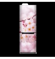 Магнит на весь холодильник «Сакура»