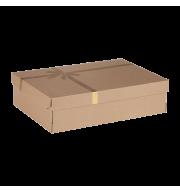 Коробка подарочная «Крафт» M