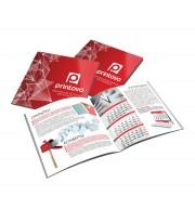Дизайн каталогов и презентаций